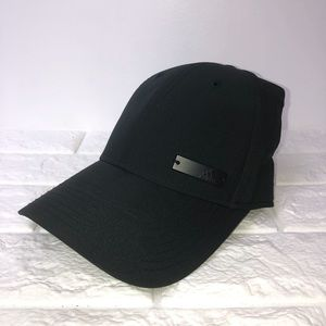 adidas Accessories - Adidas Black Hat Cap Metal Logo d99283a1974